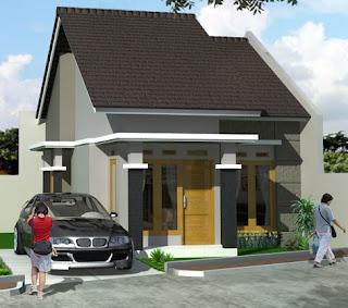 Desain Rumah Minimalis Modern 1 Lantai Populer Terbaru