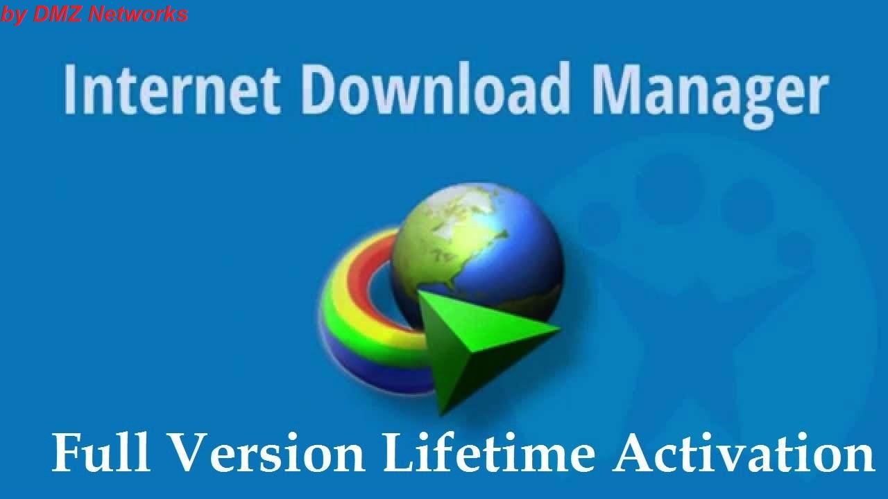 IDM Full Version Lifetime Activation 2018 - DMZ Networks