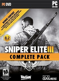 Sniper Elite 3 Complete Inc. all DLCs and Updates Repack-CorePack