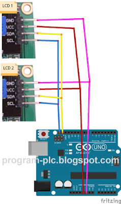 I2C LCD Display and Arduino