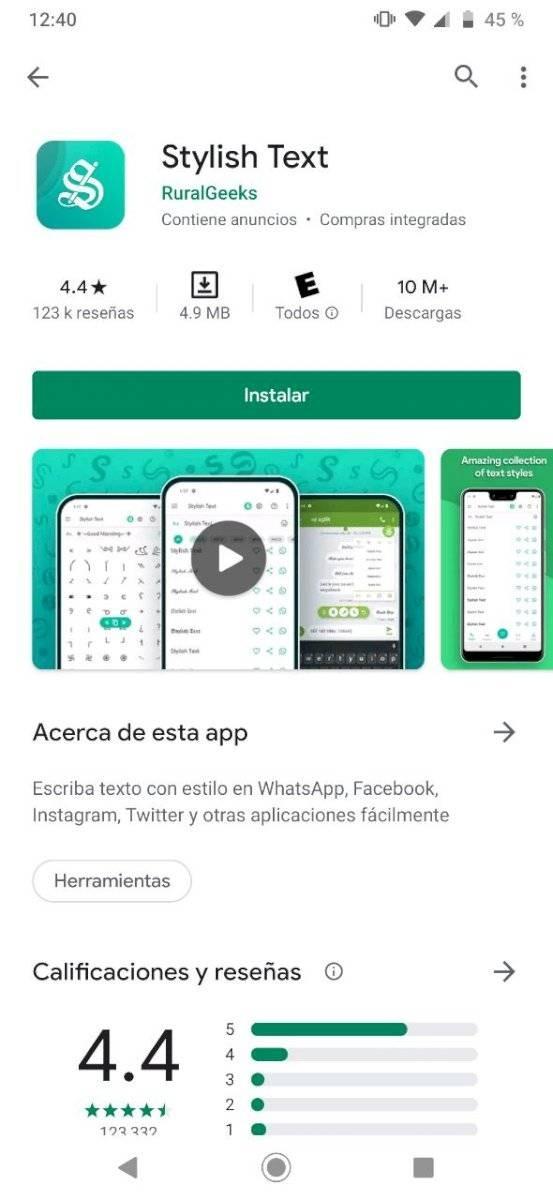 WhatsApp: este es el truco para cambiar la letra de color
