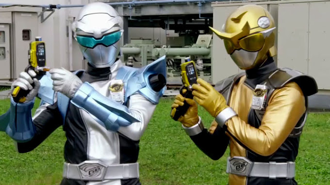 Power Rangers Beast Morphers Episode 9 Subtitle Indonesia