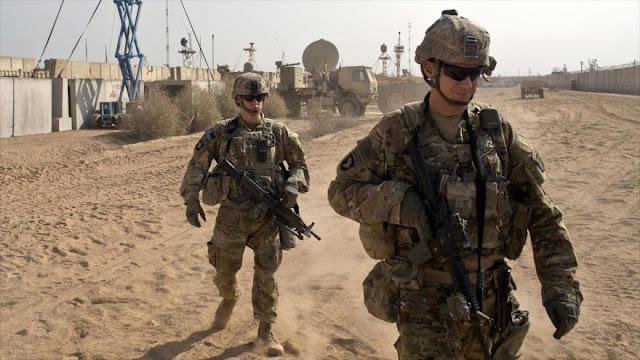 EEUU pretende seguir intervención en Irak bajo cobertura de OTAN