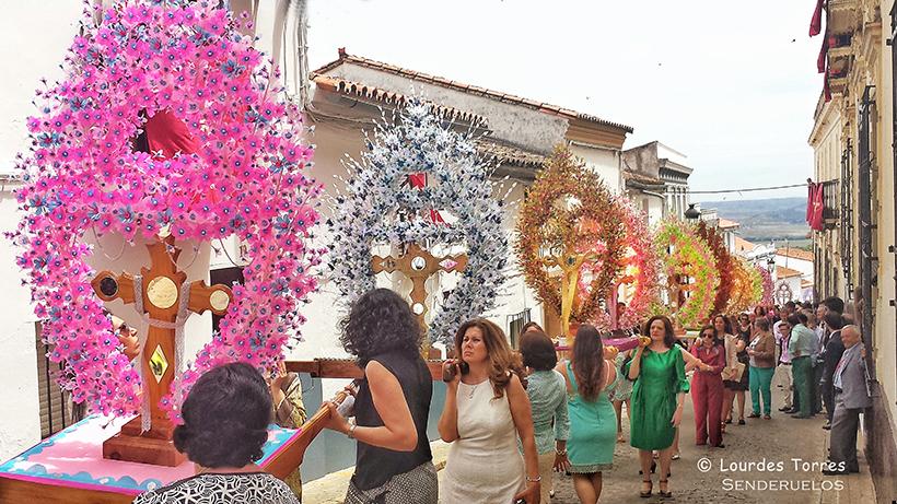 Resultado de imagen para la fiesta santa cruz