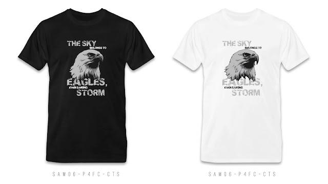 SAM06-P4FC-CTS Animal T Shirt Design, Custom T Shirt Printing