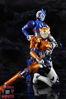S.H. Figuarts Kamen Rider Valkyrie Rushing Cheetah 31S.H. Figuarts Kamen Rider Valkyrie Rushing Cheetah 49