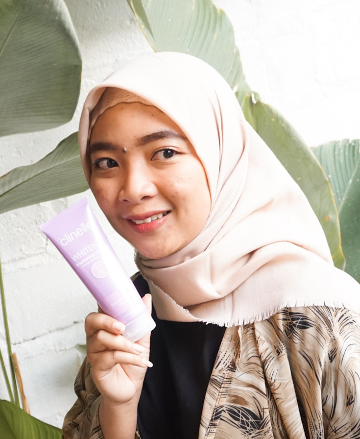 review facial wash clinelle ernykurnia