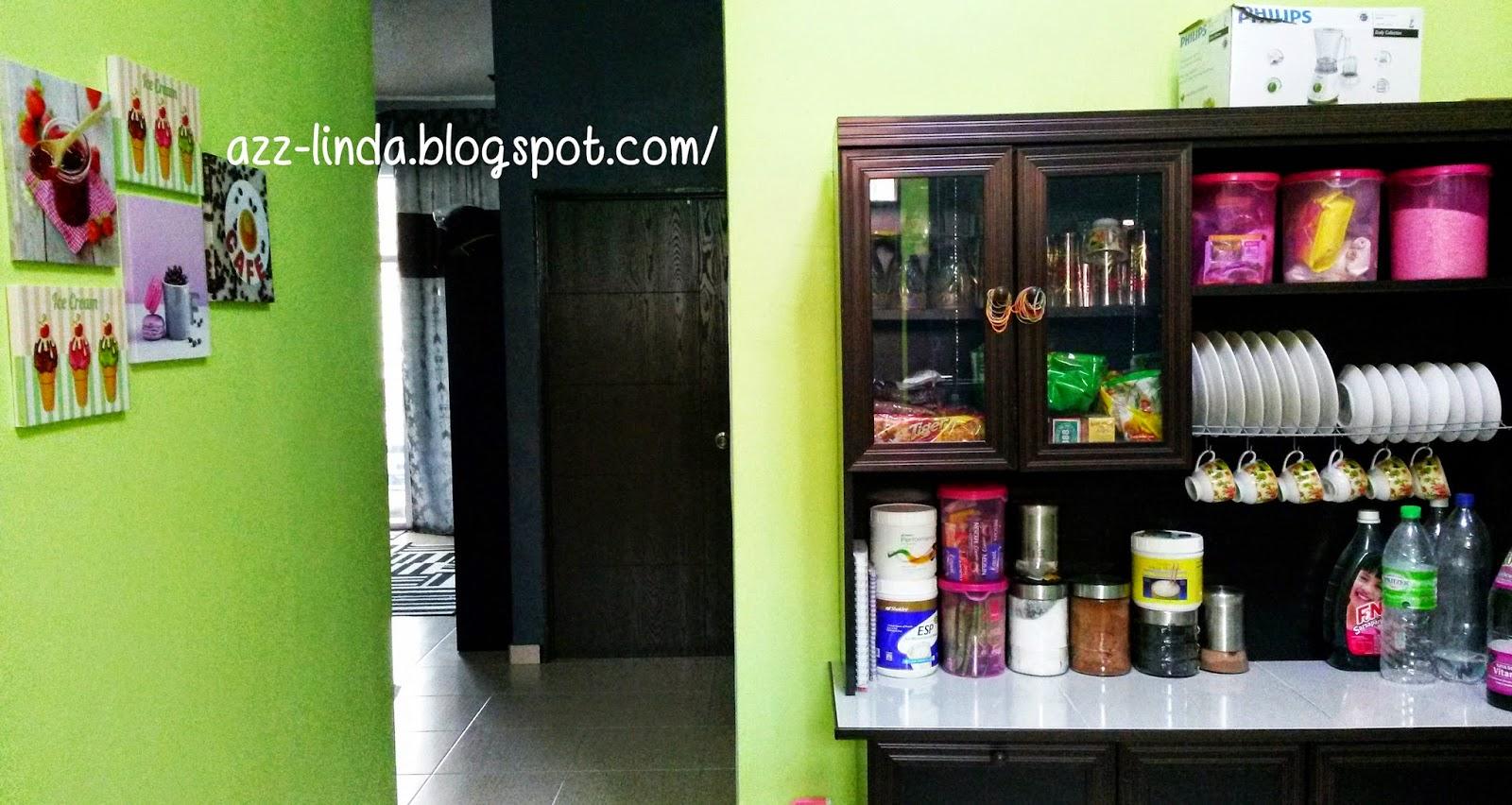 Susun Atur Tanpa Kitchen Cabinet Yang Mahal