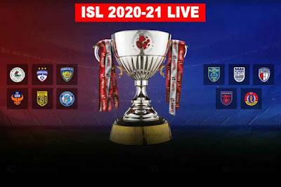 ISL Live match Kaise Dekhe 2021