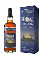 BenRiach 22 ans Moscatel Wood Finish
