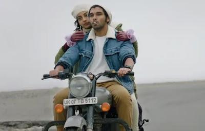 Watch Adithya Varma Movie Trailer