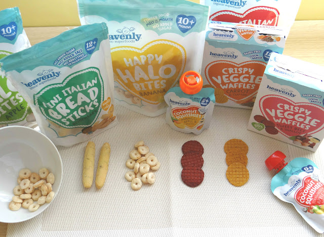 Heavenly Tasty Organic Snacks