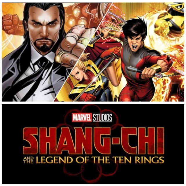 New Upcoming Marvel Studios (MCU) Movies list- Shang-Chi