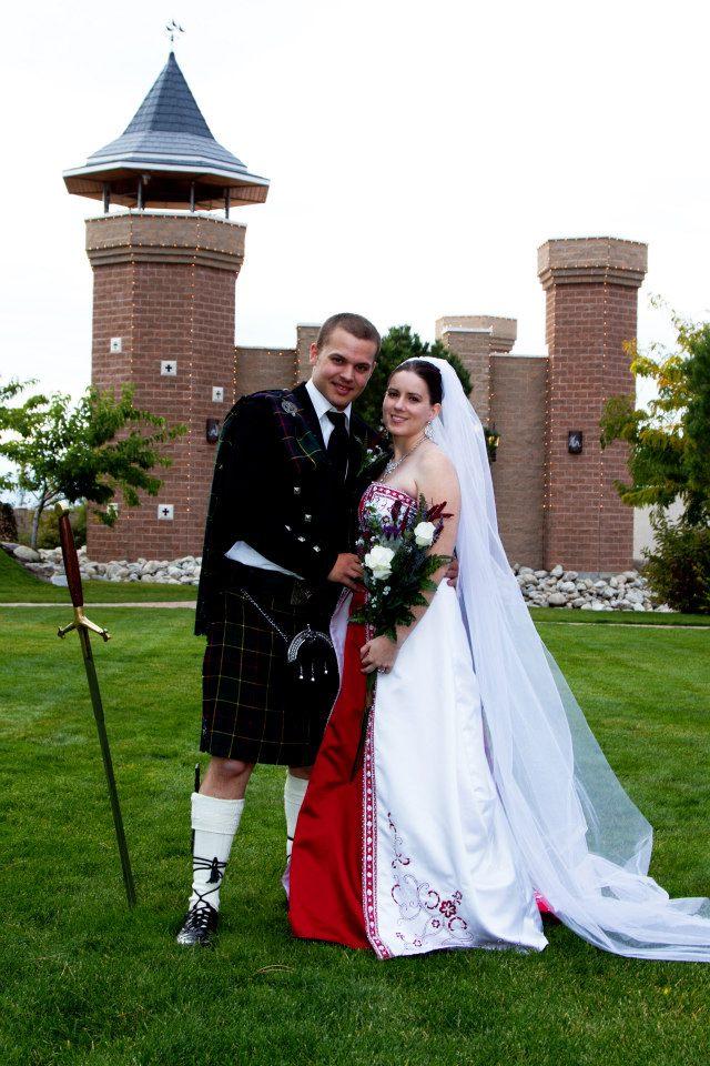 Her Eden A Traditional Scottish Wedding
