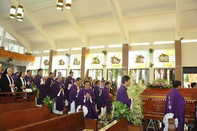 GP Bà Rịa: Thánh lễ an táng Cha Cố Phêrô Nguyễn Văn Giản - Ảnh minh hoạ 13