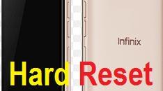 Infinix Hot 6 X608D Android Hard Reset