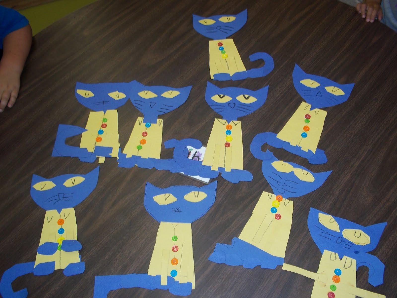 Hooray For Kindergarten Pattern For Pete