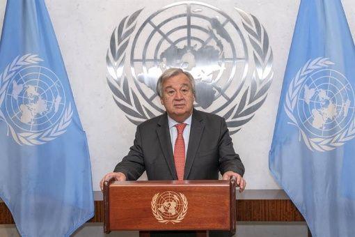 ONU expresa disposición para ayudar a Haití tras terremoto
