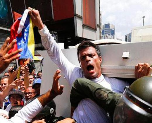 Leopoldo López al Gobierno: ¿No me conocen? ¡No me van a quebrar!