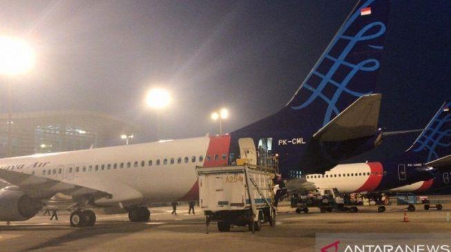 Nyesek! Kisah Pegawai PLN Ricko Korban Pesawat Sriwijaya SJ-182, Mulanya Beli Tiket NAM Air  Mendadak Dialihkan