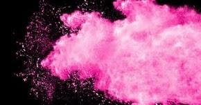 كيفية نحصل على اللون الوردي