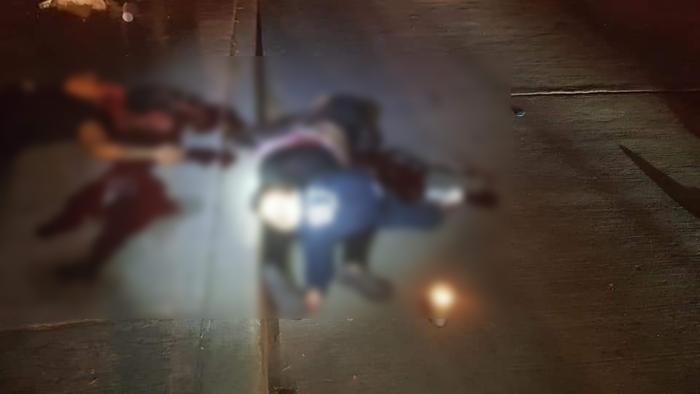 """Cenaban tacos, llegaron los Sicarios, bajaron de los coches, les gritaron """"Esto les pasa por pasados de lanza"""" y les dispararon más de 100 veces, corrieron pero no escaparon, un niño de 6 años entre las víctimas"""