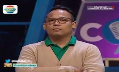 Melon Jakarta stand up comedy academy indosiar