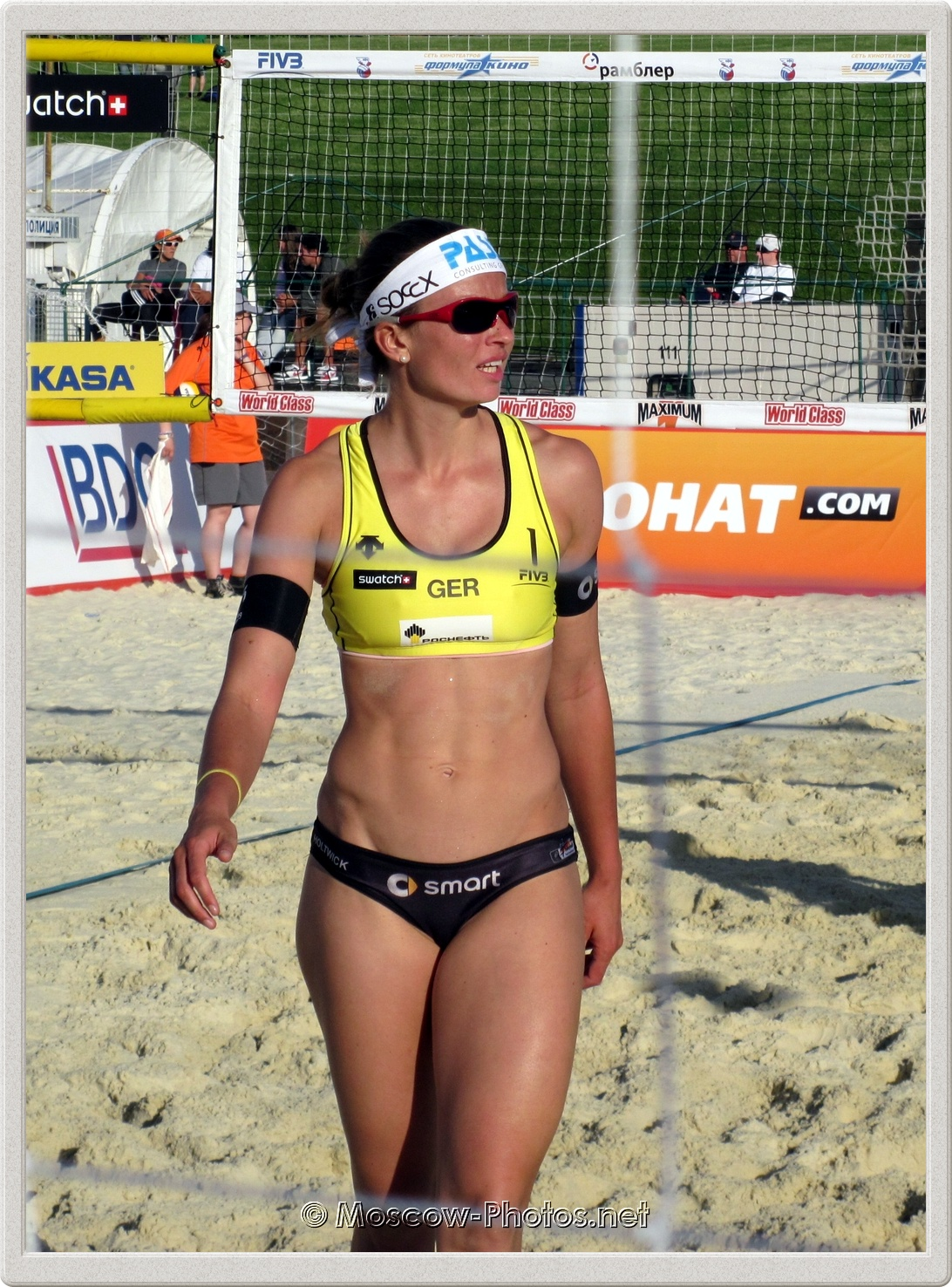 Katrin Holtwick Beach Volleyball 2012