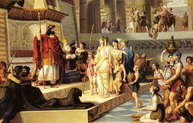 Kisah Nabi Sulaiman dan Ratu Balqis Hingga Wafatnya