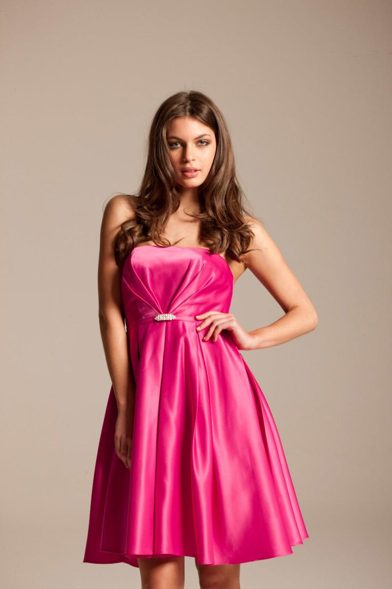 Hot Pink Formal Dresses - New Clothes | Tatto | Baeuty