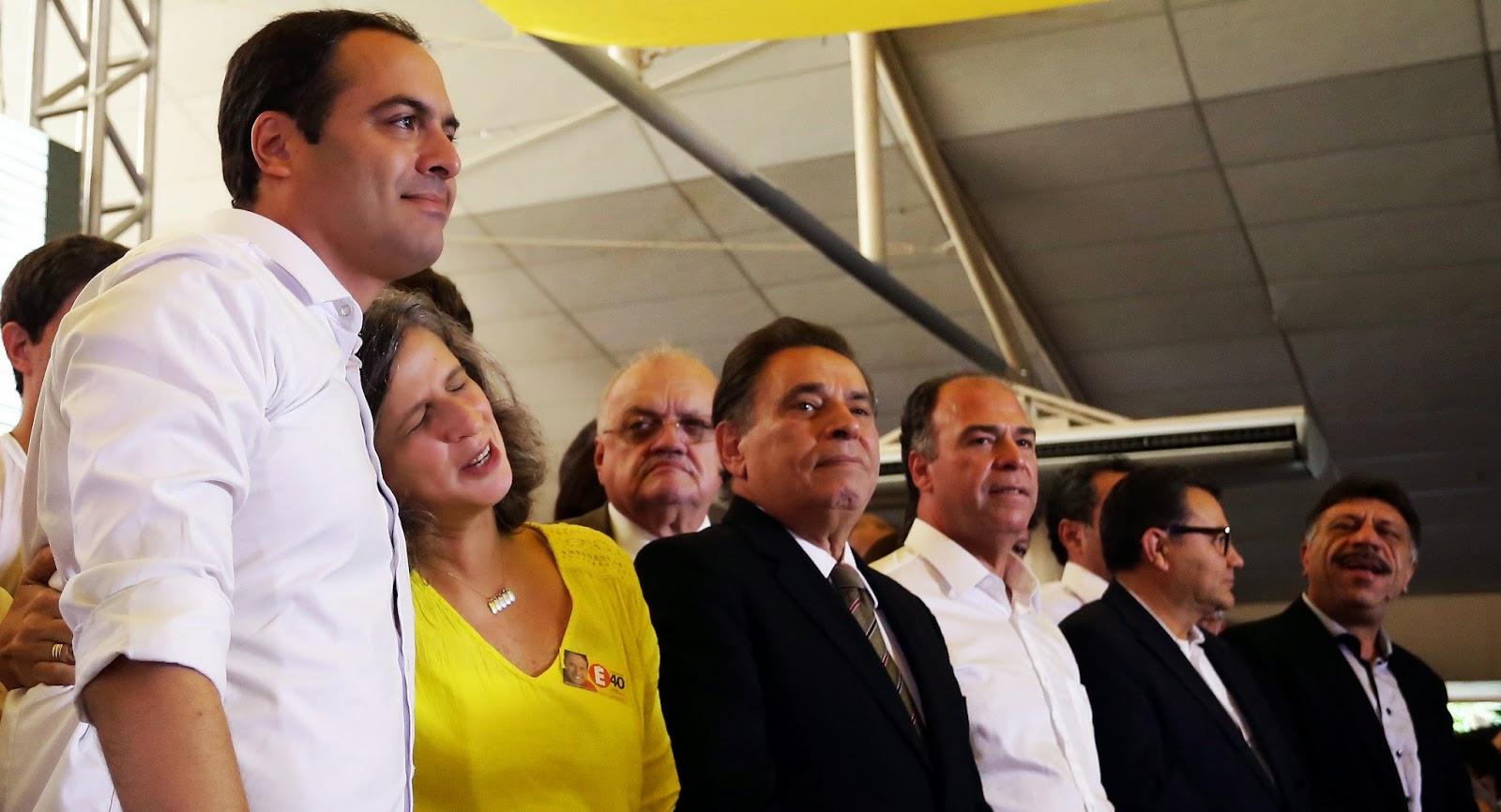 Renata Campos falou sobre a importância do engajamento de todos na campanha estadual
