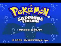 GBA Pokemon Screenshot 5