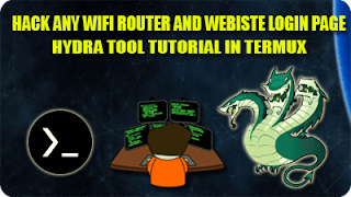 how to use hydra tool in termux