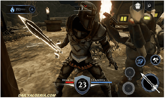 تحميل لعبة حرب الابطال War lord 2 للأندرويد بالمجان