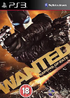 WANTED WEAPONS FATE PS3 TORRENT