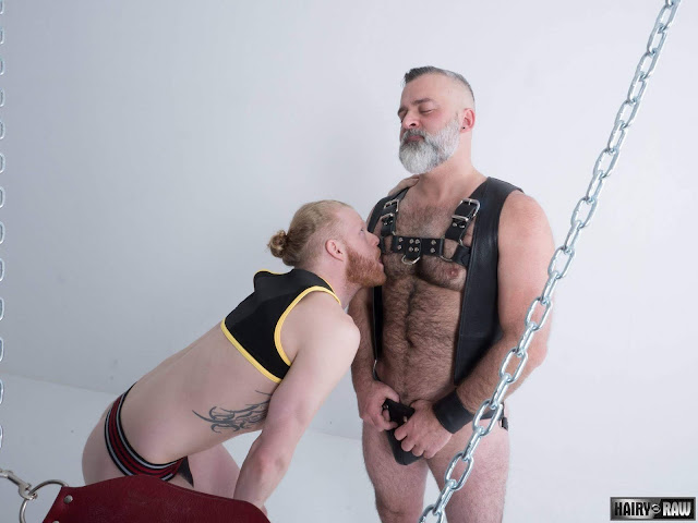 Hairy and Raw - Tom Carlton and Cooper Roads