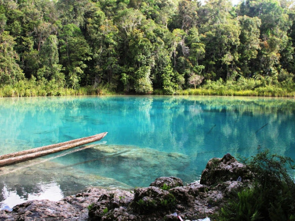 Danau Framu, Surga Tersembunyi di Papua