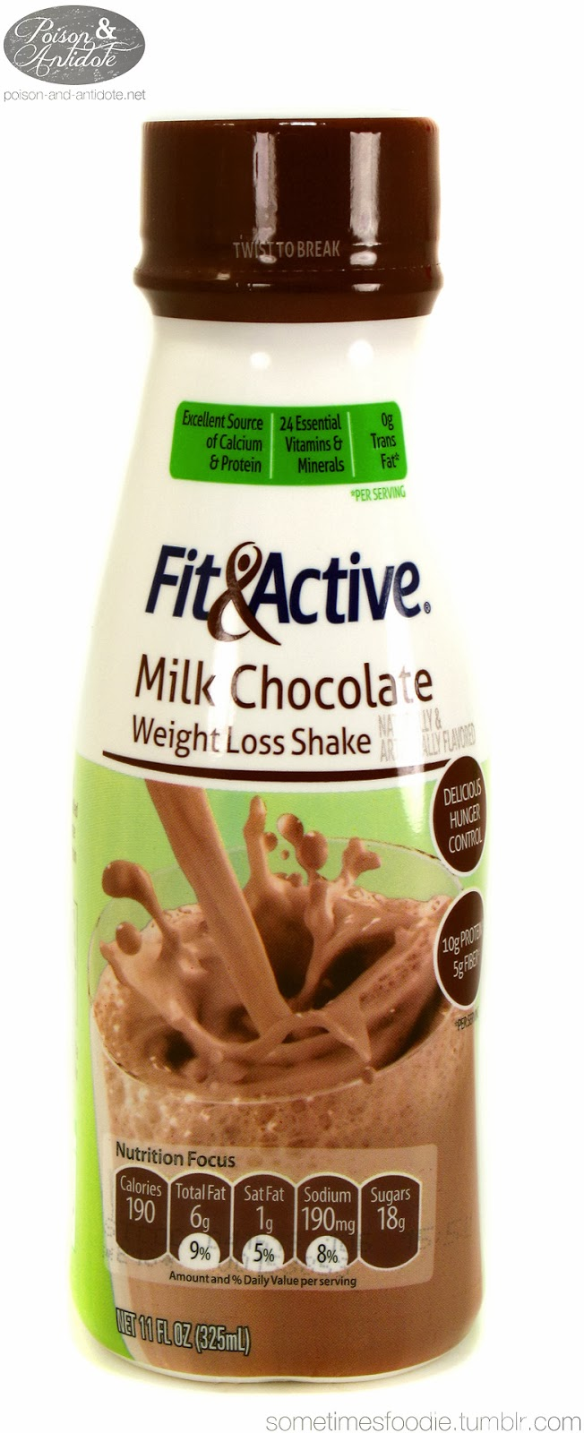 Sometimes Foodie: Fit & Active Milk Chocolate Weight Loss ...