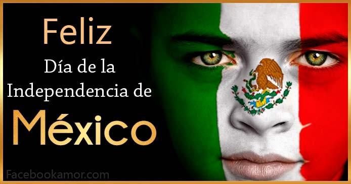 feliz día de la independencia México