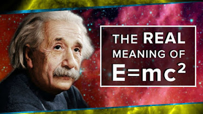 Here is What E=mc2 Truly Means