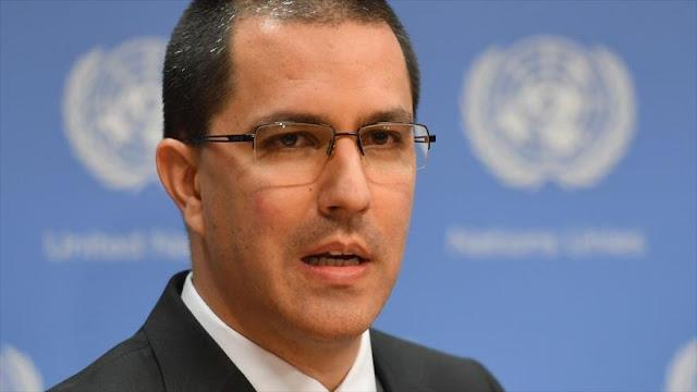 "Venezuela acusa a Pompeo de ""fabricar un pretexto para la guerra"""