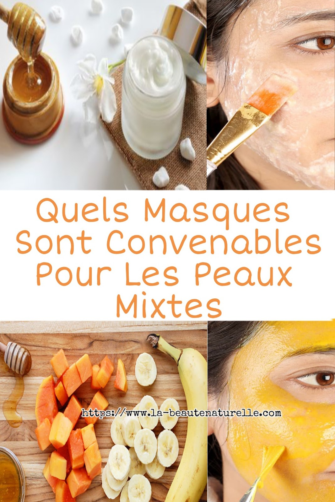 Quels Masques Sont Convenables Pour Les Peaux Mixtes