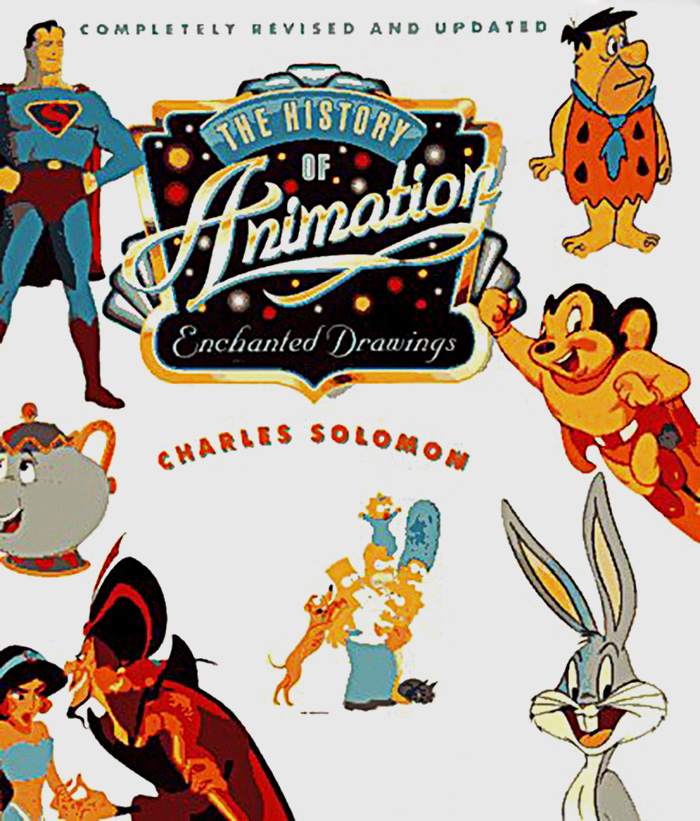 history of animation book pdf