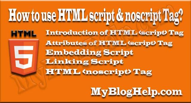 HTML-script-tag