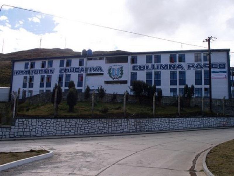 Colegio 35756 COLUMNA PASCO - San Juan Pampa