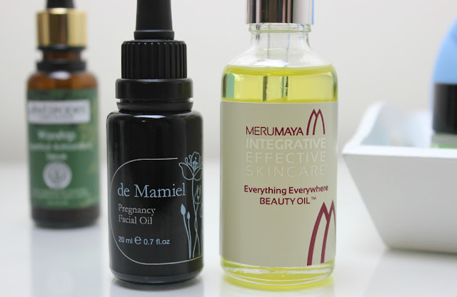 The de Mamiel Pregnancy Facial Oil is perfect for use during pregnancy