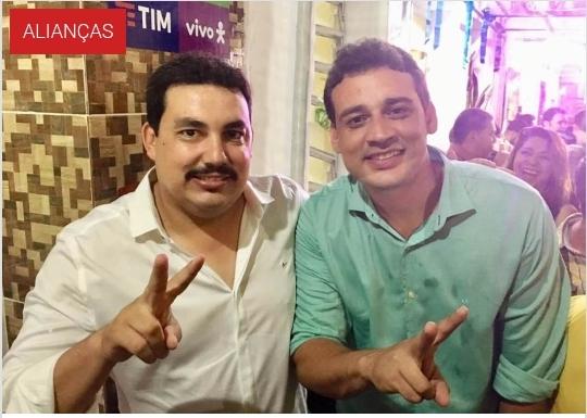 Miguel e Chaparral buscam unidade em Bom Jardim