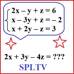 Contoh Soal Cerita Persamaan Linear Tiga Variabel dan Penyelesaiannya