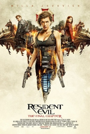Download Film Resident Evil: The Final Chapter (2017)