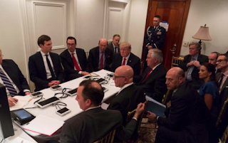 In Abrupt Shift On Syria, Trump Turns To Military Advisers